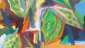 Malerische Farbstrukturen