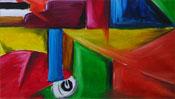 Kubismus Malerei