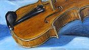 Klangkörper der Violine