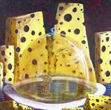 Maus unter Käseglocke - Drama in Küche