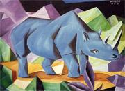 6: Blaues Nashorn