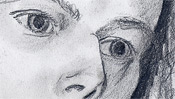 Augen und Nase