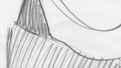 Bleistift Linien