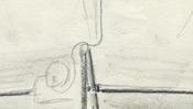 Skizze der Schiffslaterne