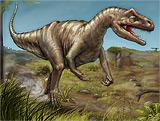 Speedpainting - Allosaurus
