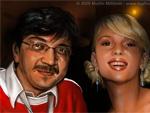 Scarlett Johannson und Gerald Steffens (Speedpainting)