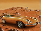 18: Jaguar E-type