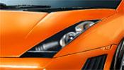 Lamborghini Gallardo Scheinwerfer