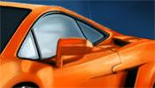 Rückspiegel Lamborghini