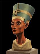 Nofretete – ägyptische Königin
