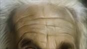 Denkerstirn von Einstein