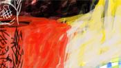 Farbe - schwarz rot gelb