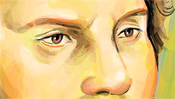 Luther's Augen