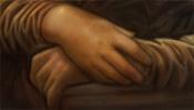 Zarten Hände