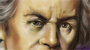 Beethoven Augen