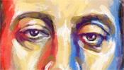 Puccini Augen, Blick