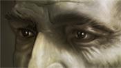 Marlon Brando Augen