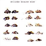 9: etliche braune eier