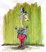 1: Floh-Zirkus-Direktor