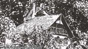 Landschaftszeichnung Bodetal (Detail 3)