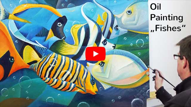 Fishes (cubism)