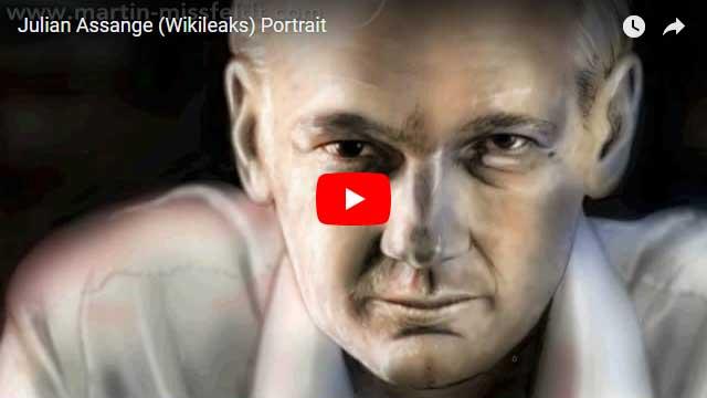Julien Assange (Wikileaks)