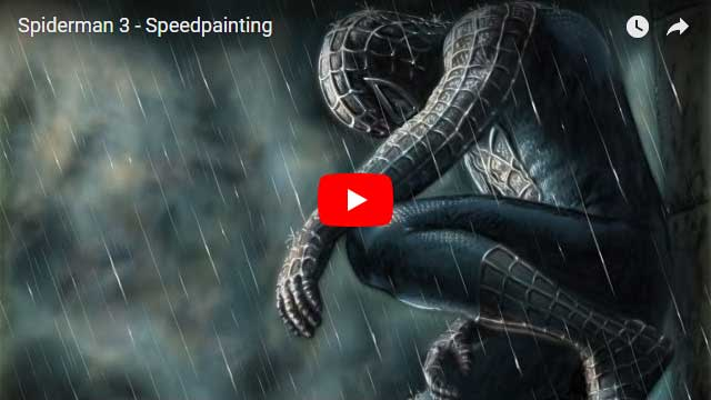 Spiderman (Speedpainting)