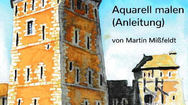 Tour Vauban (Watercolor)