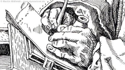 einfach menschen zeichnen